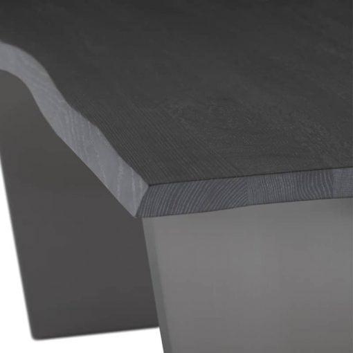 aiden oxidized grey and dark stainless steel liveshot