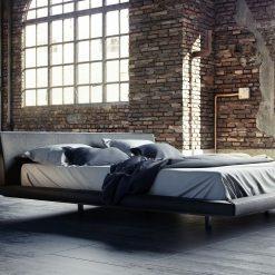 jane bed dark slate fabric liveshot