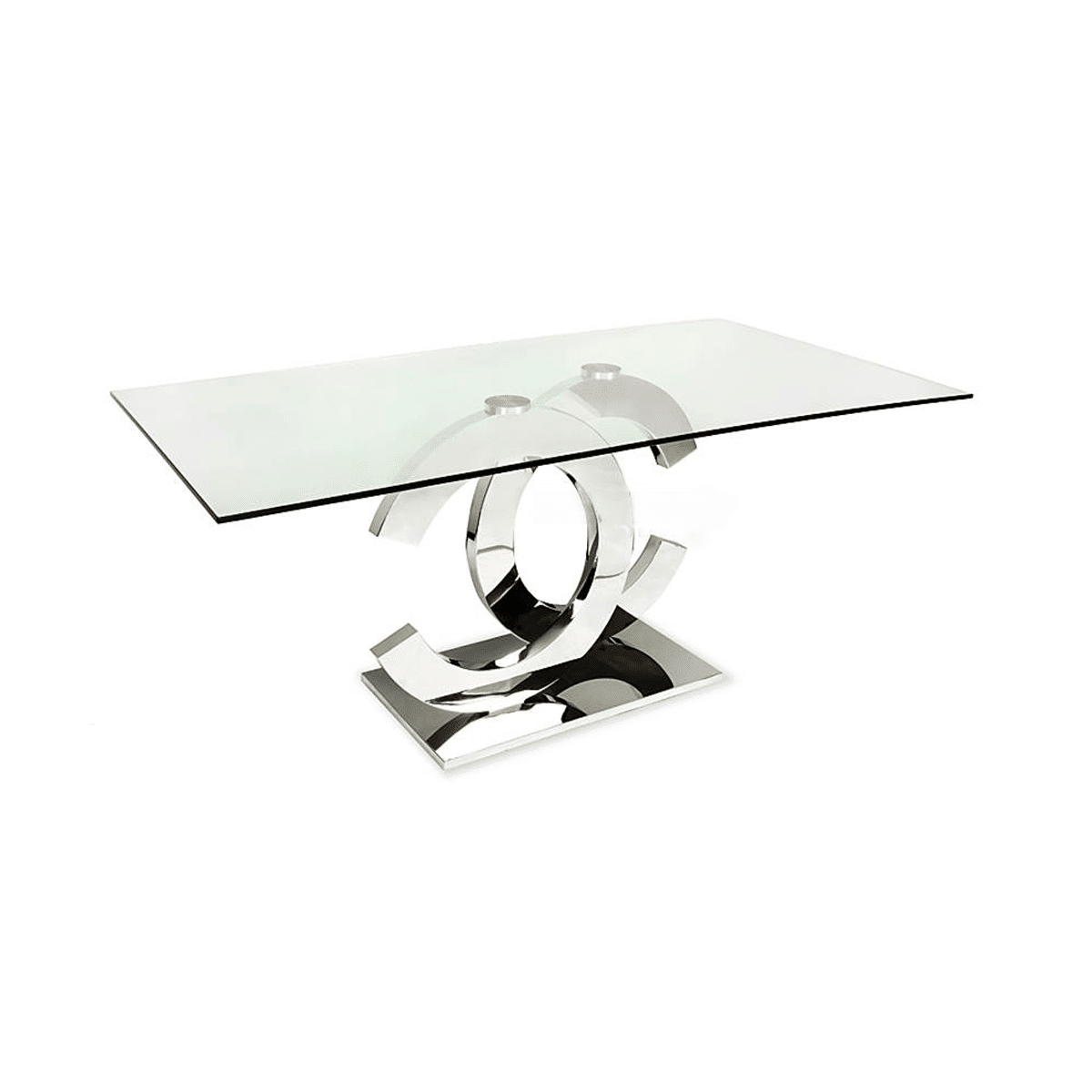 Chanel Dining Table Modern Sense Furniture