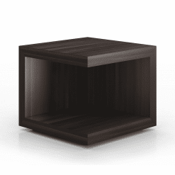 living room ludlow side table smoked oak