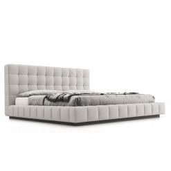thompson bed luna fabric