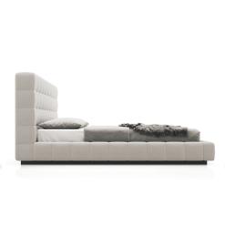 thompson bed luna fabric side