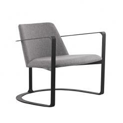 vesey lounge chair neutral grey