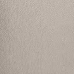 dove grey leatherette