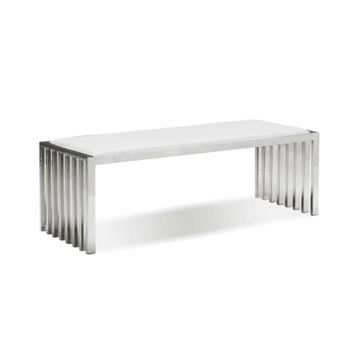 kade bench white