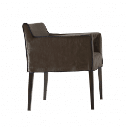 dining room touch arm chair