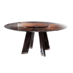 dining room trend round table