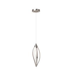 lighting meridian 7 inch pendant chrome