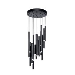 lighting soho 24 light pendant