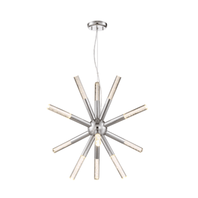 star-shaped chandelier