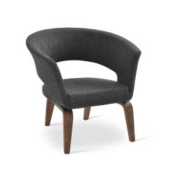 Ada Accent Chair Wood 001