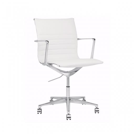 Antonio Office Chair WHITE