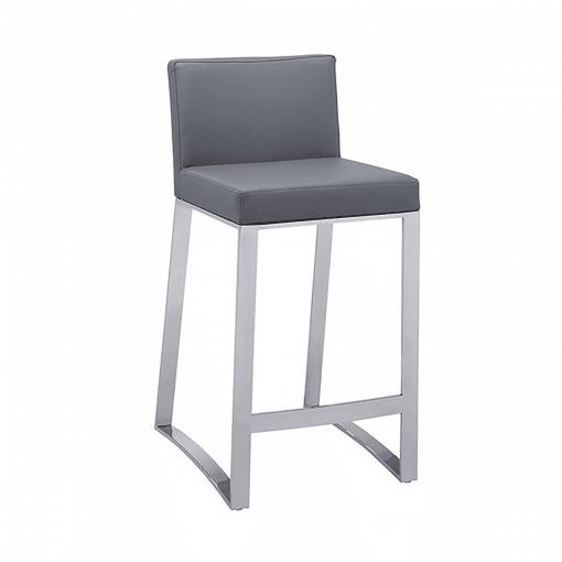 Architect Counter Stool grey 1