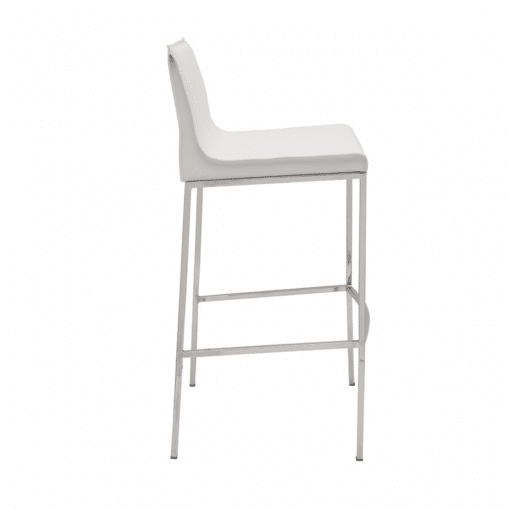 COLTER BAR STOOL side
