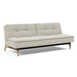 Dublexo Eik Sofa Bed in Mixed Dance Natural