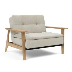 Dublexo Frej Chair in Mixed Dance Natural