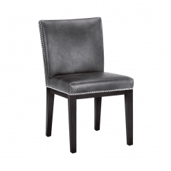 Vintage Dining Chair Overcast Grey