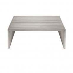 Amici square coffee table front