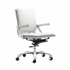 Office chair Lider Plus White