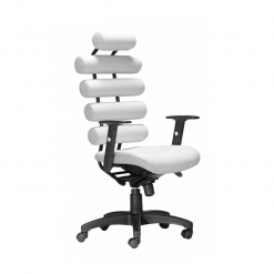 Office chair Unico White