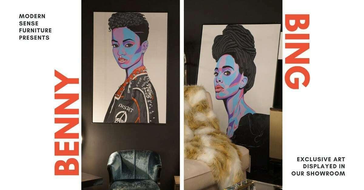 benny bing art modern sense furniture