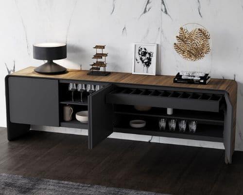 luxury sideboard condo furniture in toronto