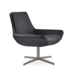 living room bellagio 4 star lounge black leatherette