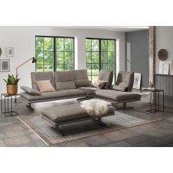 living room bruno sofa brown
