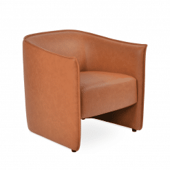 living room conrad accent chair caramel ppm