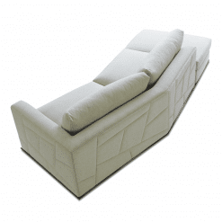 living room elan r007 angle sectional 2 piece back