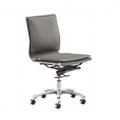 office chair Lider Plus Armless Grey