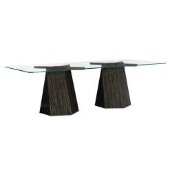 vector rectangular dining table