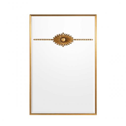 accessories April mirror gold