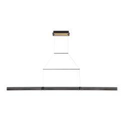 admiral 72 inch linear chandelier