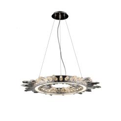 lighting Aspen 27 chandelier HF3027 DBZ