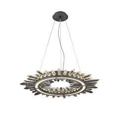 lighting Aspen 27 chandelier HF3027 PN