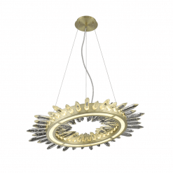 lighting Aspen 34 chandelier HF3027 BB