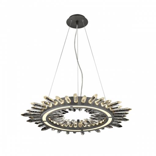 lighting Aspen 34 chandelier HF3027 DBZ