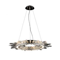 lighting Aspen 34 chandelier HF3027 PN