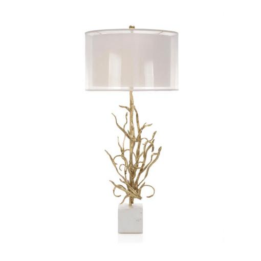 lighting Evanna table lamp gold