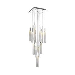 lighting boa 13 light pendant HF1905 13 BOA CH