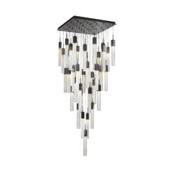 lighting boa 41 light pendant HF1903 41 BOA DBZ