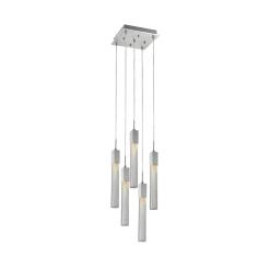 lighting boa 5 light pendant HF1900 5 BOA CH