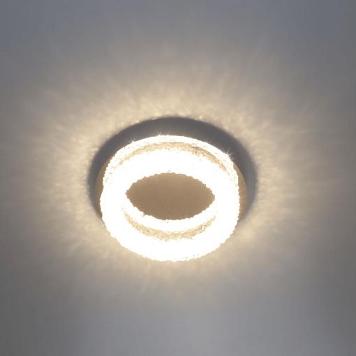 lighting sassi celing mount on