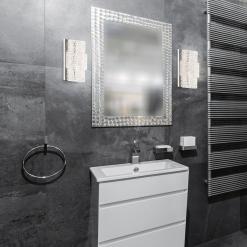 lighting sposa chandelier crystal bathroom