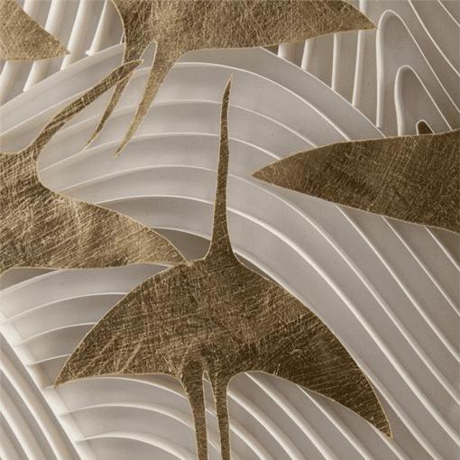 living room art Robats Birds Flight texture