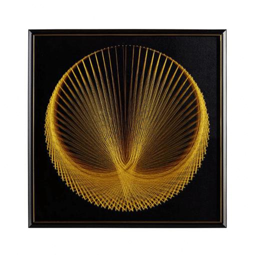 living room art Tony Feys Ring Gold