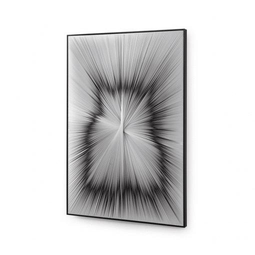 living room art Tony Feys Surreal 1