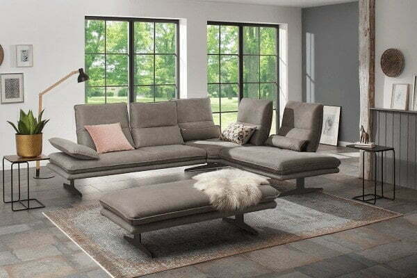modern sectional from oakville furniture store
