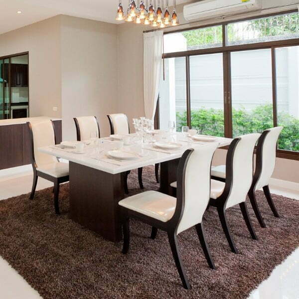 modern dining room furniture store